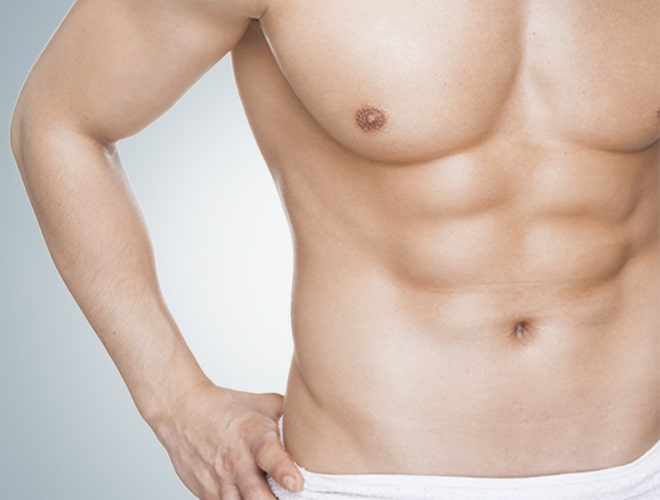 corps homme muscler abdominaux